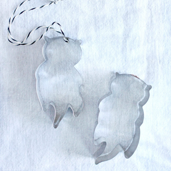 Otter Cookie Cutters