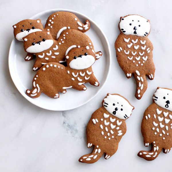 Otter Cookies