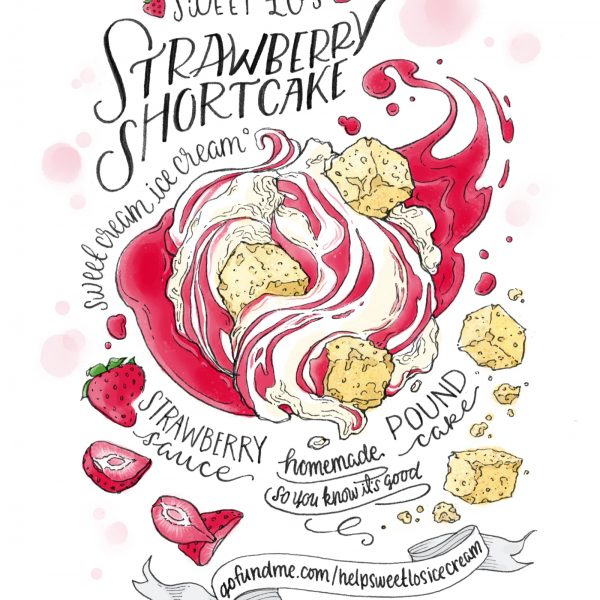 Strawberry Shortcake 111716